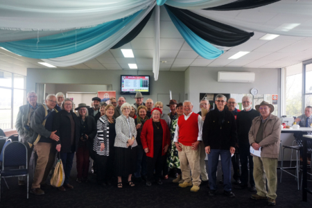 2018-09-24 Bathurst Races - The Group
